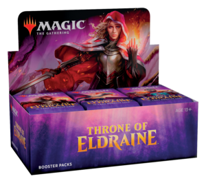 Throne of Eldraine Boosterbox